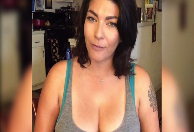 Ex WWE star Shelly Martinez