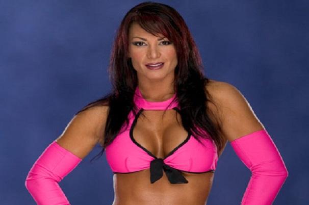 Former WWE Diva Victoria