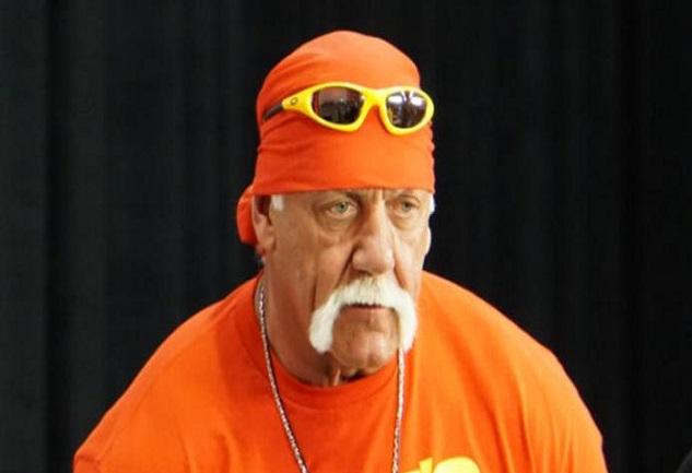 Hulk Hogan WWE legend