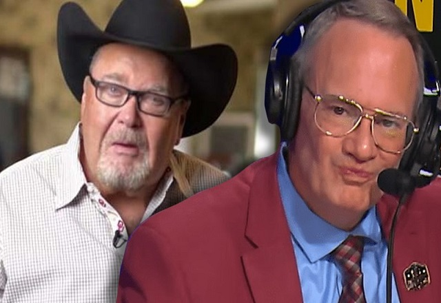 Jim Cornette Says Jim Ross Is Ruining His Legacy With AEW
