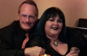 Jim Cornette and Wife look