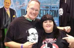 Jim Cornette and Wife