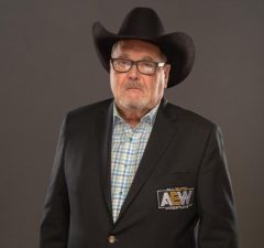 Jim Ross AEW