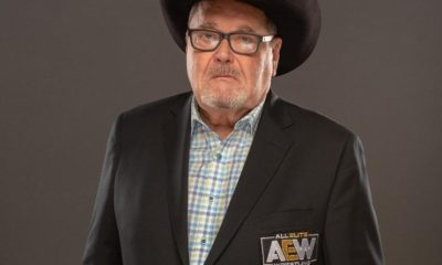 Jim Ross AEW
