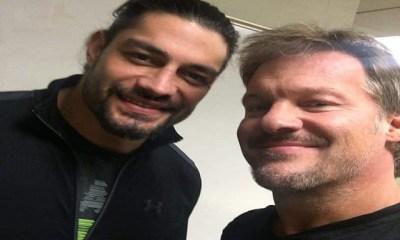 Roman Reigns vs Chris Jericho AEW