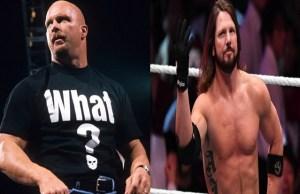 Stone Cold Steve Austin calls AJ Styles WWE Best Wrestler