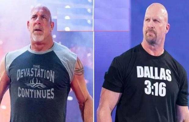 Bill Goldberg Reveals Why He Never Faced Stone Cold Steve Austin