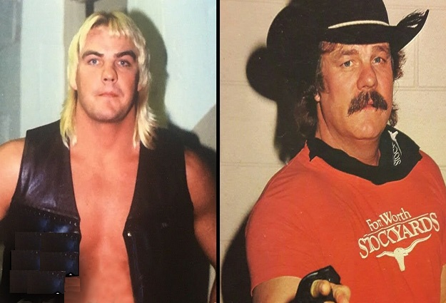 Black Bart on Barry Windham