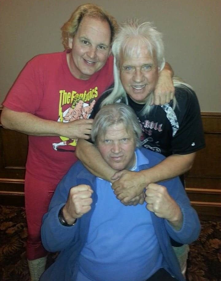 Bobby Fulton and Ricky Morton