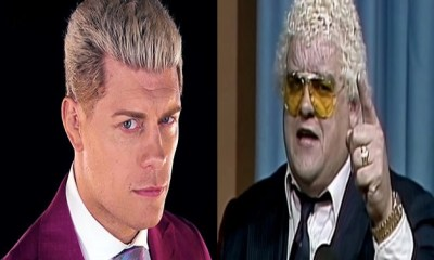 Cody Rhodes and Dusty Rhodes