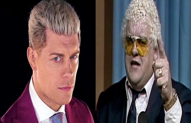 Cody Rhodes and Dusty Rhodes