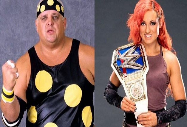 Dusty Rhodes saw Becky Lynch potential CHAMPION