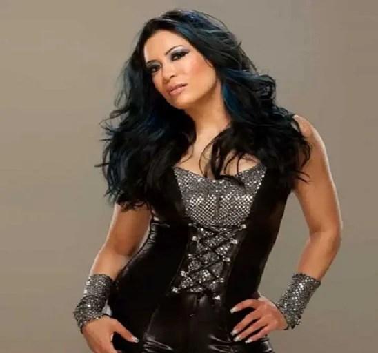 Former WWE Melina