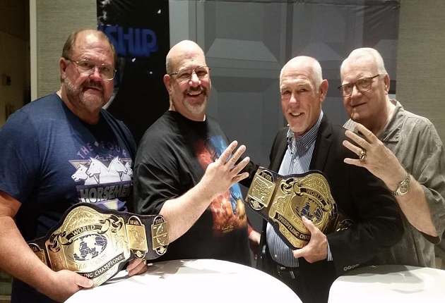 Friend Encounters, Arn Anderson, Tully Blanchard