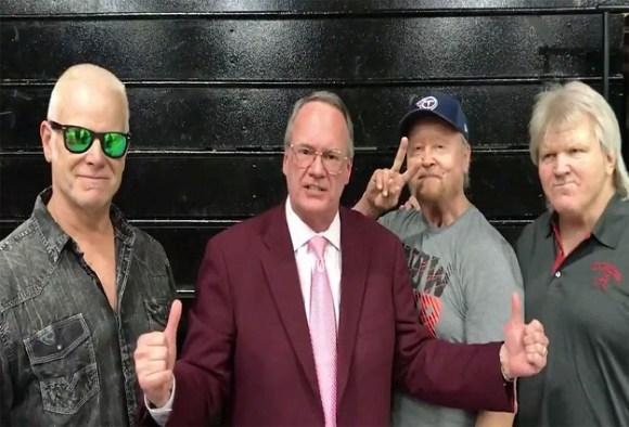 Jim Cornette Legendary wrestling