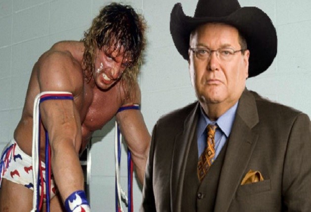 Jim Ross Says The Ultimate Warrior