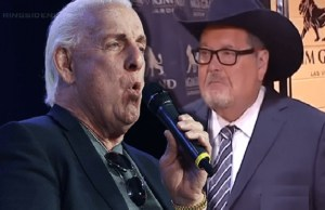 Ric Flair Says Jim Ross