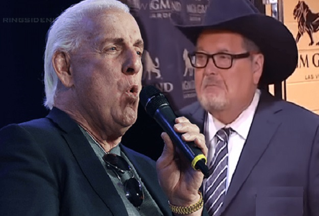 Ric Flair Says Jim Ross
