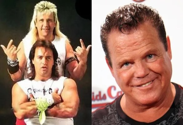 Ricky Morton and Ricky Gibson and Jerry Lawler