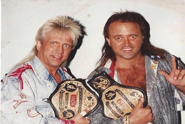 Ricky Morton and Robert Gibson Rock and Roll Express