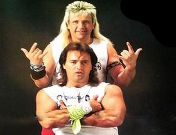 Rock N Roll Express Ricky Morton