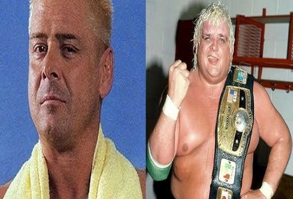 Ronnie Garvin and Dusty Rhodes