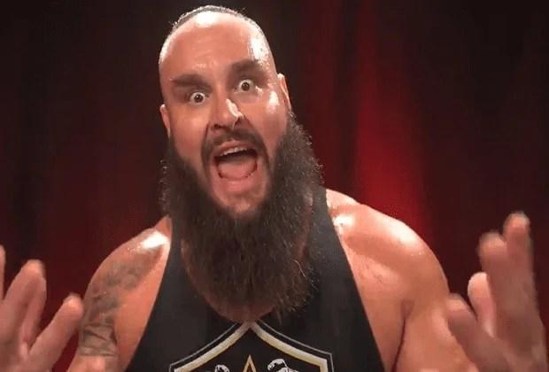 Braun Strowman WWE Star