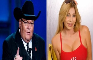 JIm Ross and Missy Hyatt