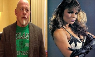 Kevin Sullivan and Nancy Benoit