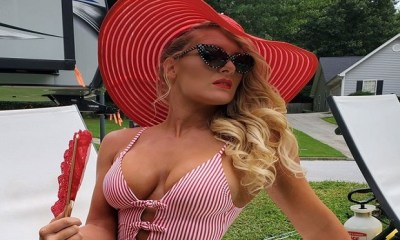 Lacey Evans WWE woman Star