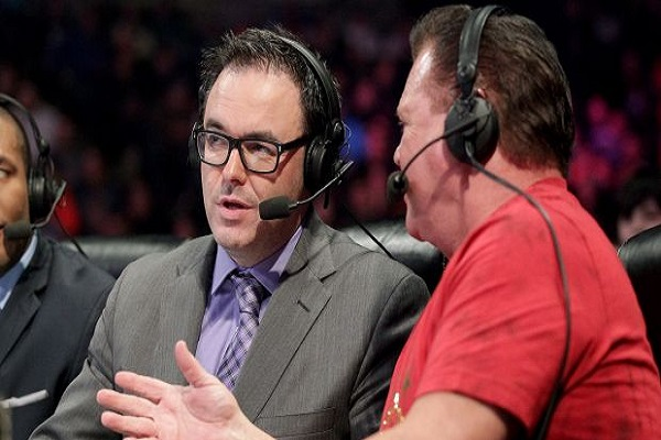 Mauro Ranallo And Jerry Lawler Revealed For WWE 2K Battlegrounds Announce Team
