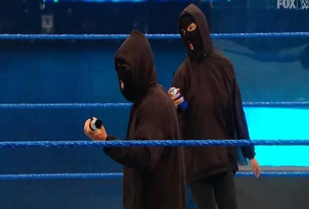 WWE Retribution members