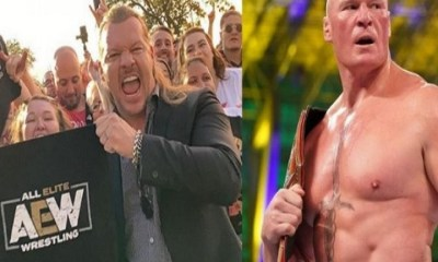 AEW Trying To Sign Brock Lesnar