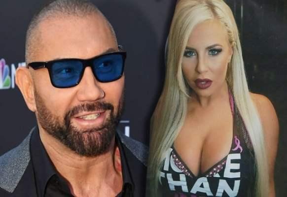 Batista and Dana Brooke dating
