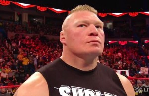 Brock Lesnar WWE Star