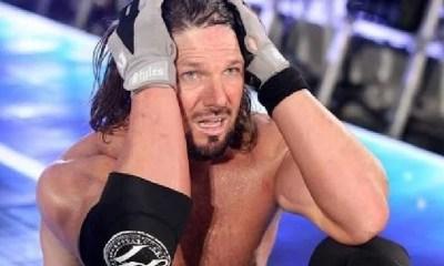 WWE Star AJ Styles