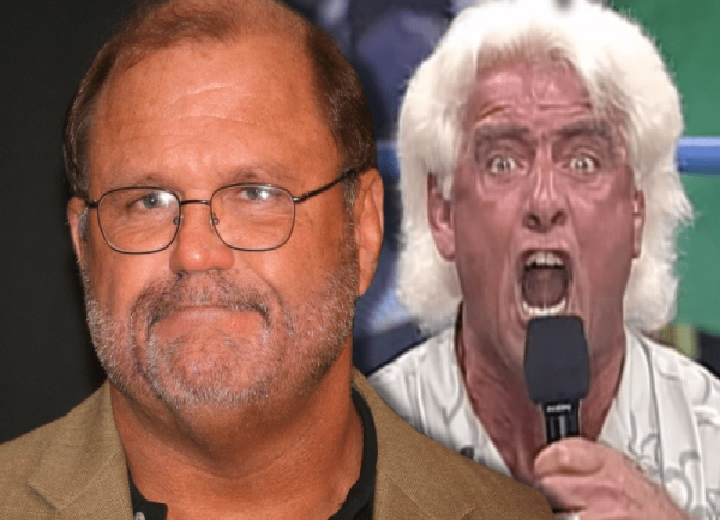 Arn Anderson and Ric Flair