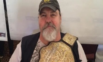 Barry Windham NWA legend