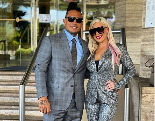 Dana Brooke Talks About Breaking Up With Dave Bautista To Date Pro Boxing Star Ulysses Diaz