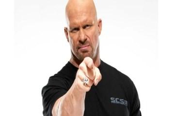 Stone Cold Steve Austin wrestling legend