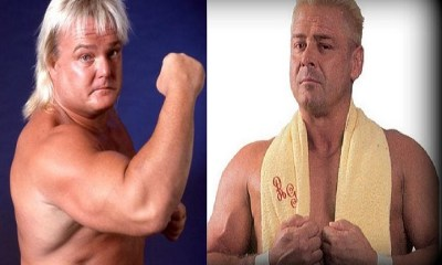 Greg The Hammer Valentine and Ronnie Garvin