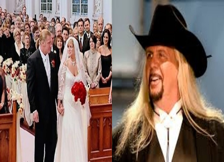 Michaels Hayes' Drunken Spectacle At Triple H and Stephanie McMahon Wedding