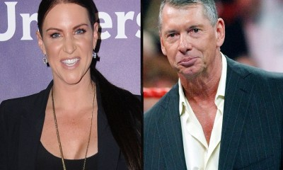 Stephanie McMahon, Vince McMahon