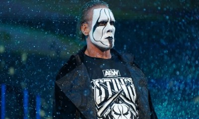 WWE and AEW on Sting