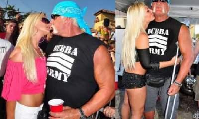 Is Brooke Hogan Hulk Hogan Daughter