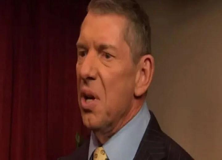 Vince McMahon Unhappy
