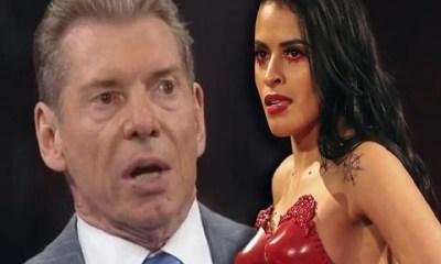Zelina Vega and Vince McMahon