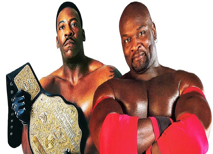 Booker T Calls Out Former WWF Star Ahmed Johnson