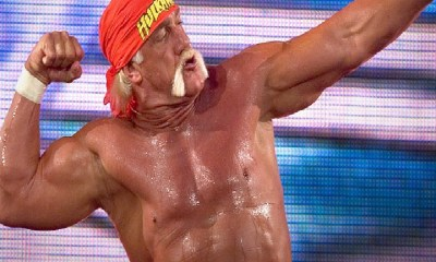 Hulk Hogan wrestling legend
