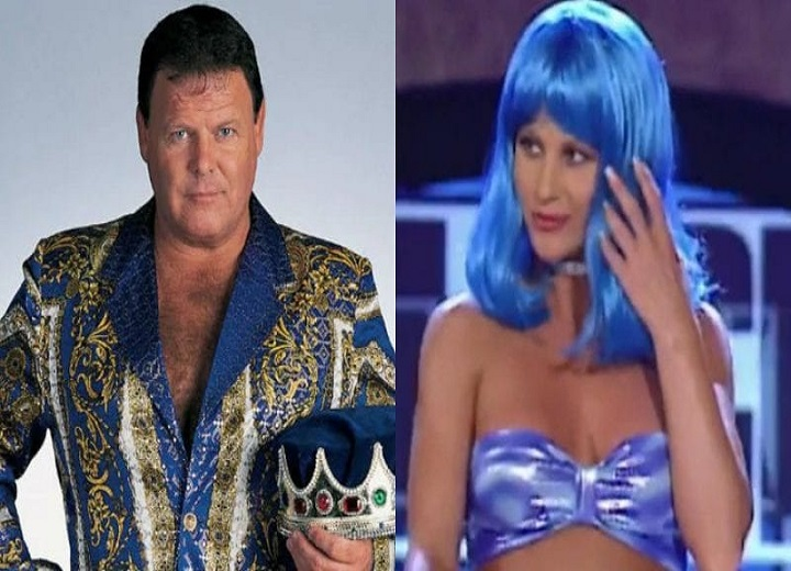 Jerry Lawler and Stacy Carter WWE fired